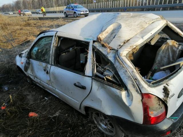 Вопиющий случай под Екатеринбургом (2 фото)