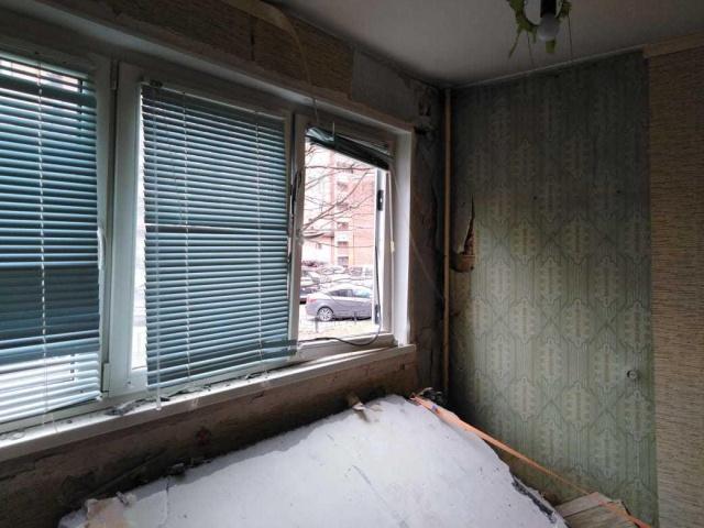 Как не следует делать ремонт в многоэтажке (5 фото)