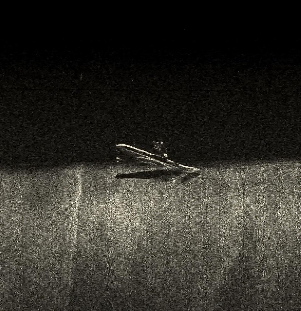 """Советскую подводную лодку Щ-302 """"Окунь"""" нашли на дне Финского залива (6 фото)"""