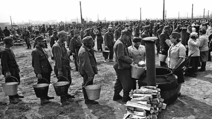 Воспоминания немецких военнопленных о годах, проведенных в СССР