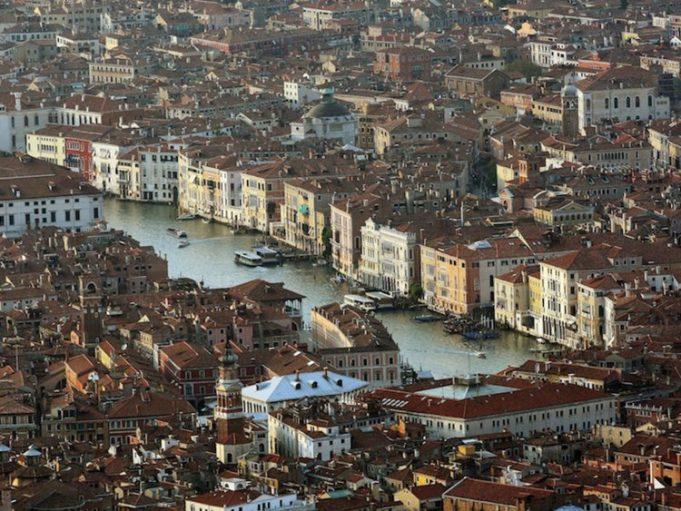 Города, которые в скором времени могут оказаться под водой