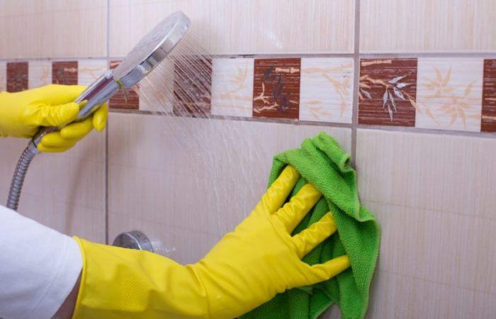 Простые способы почистить плиточные швы