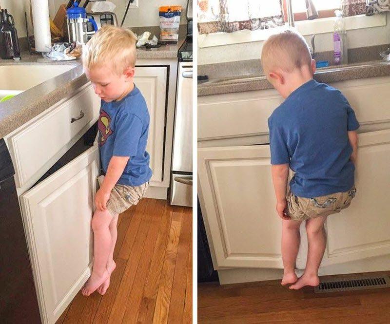 25 доказательств того, что быть родителем трудно и смешно одновременно