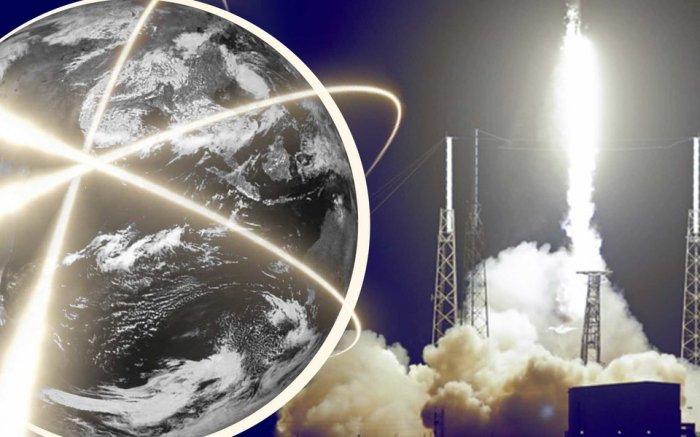 Илон Маск запустил 60 спутников для глобального интернета