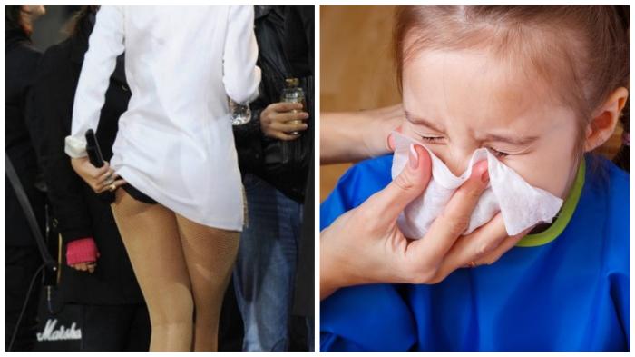 Вещи, которые лучше делать без посторонних глаз