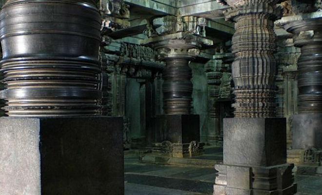 Машинные технологии древней Индии