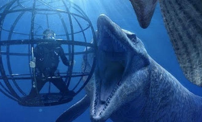 Морские чудовища из мифов, которые существуют на самом деле