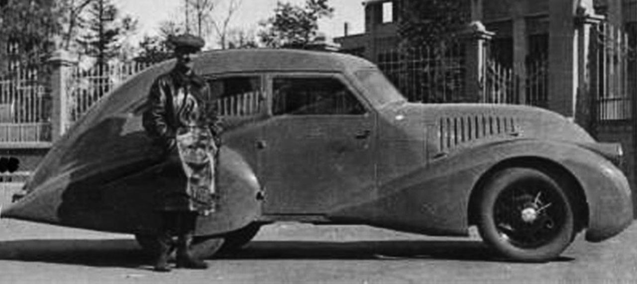 Поразительные советские автомобили, выпущенные в единственном экземпляре