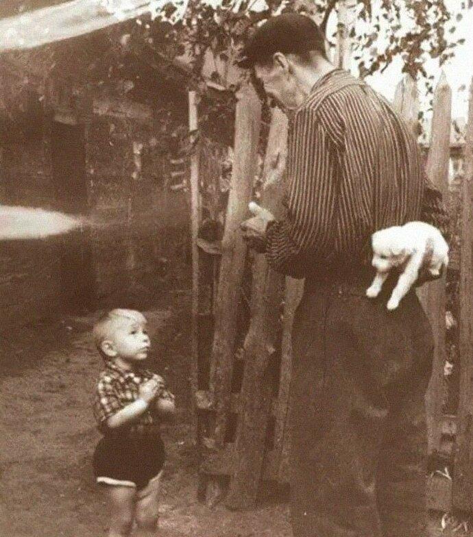 Исторические снимки из повседневной жизни