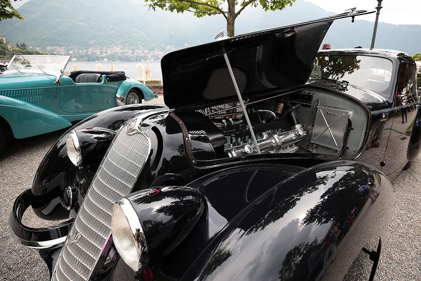 Лучшие ретроавтомобили XX века
