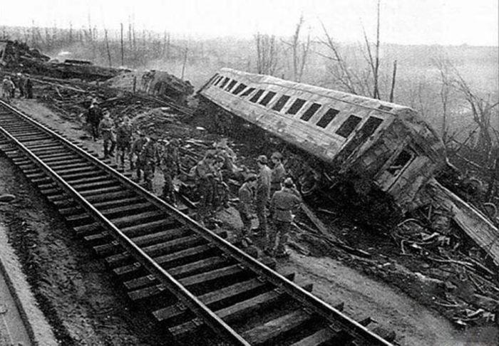 Советские катастрофы, которые замалчивались в СМИ