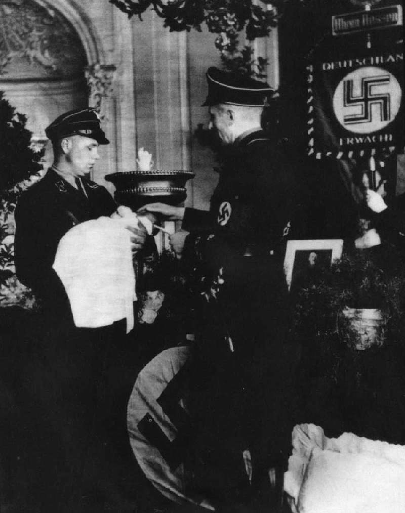 Как нацисты растили супердетей
