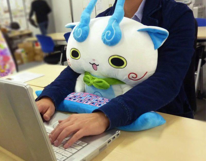 Новый хит японских офисов