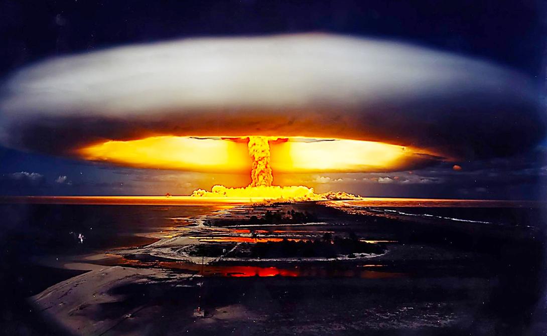 Ядерные полигоны, которые можно посетить легально